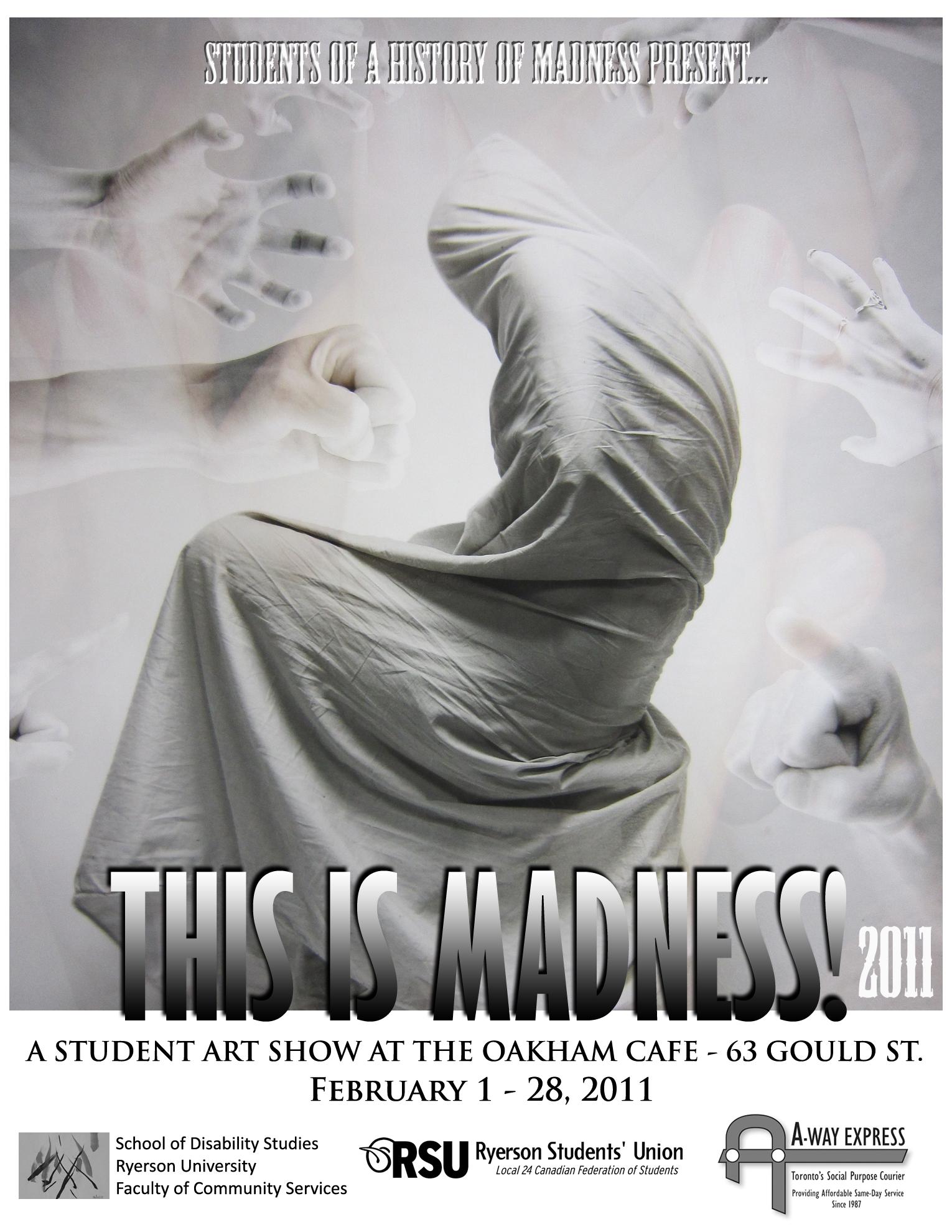 MadnessII_ryerson university