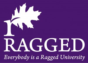 Ragged University Logo